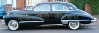 1946 Cadillac Fleetwood Overview