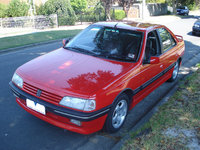 Picture of 1990 Peugeot 405, exterior, gallery_worthy