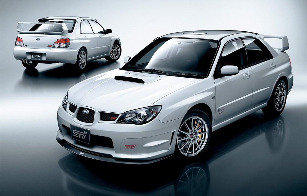 2007 Subaru Impreza Wrx Sti Other Pictures Cargurus