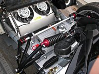 Picture of 2006 Spyker C8, engine