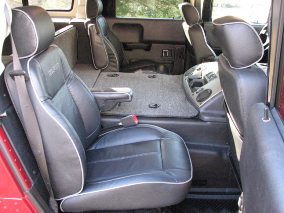 Delightful Picture Of 2006 Hummer H1 Alpha Base, Interior, Gallery_worthy