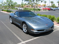 Picture of 2004 Chevrolet Corvette Convertible, exterior