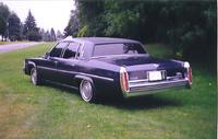 1984 Cadillac DeVille picture, exterior