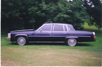 Picture of 1984 Cadillac DeVille, exterior