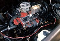 Picture of 1977 GMC Sierra, engine