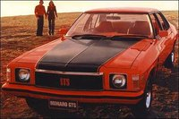 1975 Holden Monaro Overview