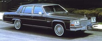 1983 Cadillac Fleetwood picture