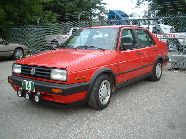 Picture of 1992 Volkswagen Jetta GL, exterior, gallery_worthy