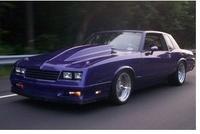 1984 Chevrolet Monte Carlo picture