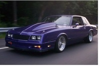 Picture of 1984 Chevrolet Monte Carlo