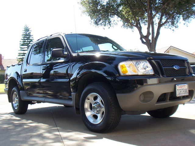 Picture of 2003 Ford Explorer Sport Trac