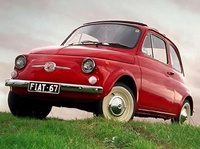 1967 FIAT 500 Overview
