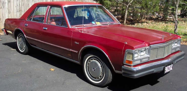 Picture of 1981 Dodge Diplomat, exterior, gallery_worthy