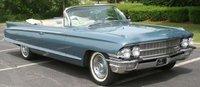 1962 Cadillac Eldorado Overview