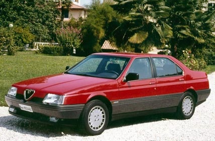 Picture of 1989 Alfa Romeo 164, gallery_worthy