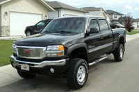 2006 Chevrolet Silverado 1500HD Overview
