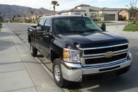 2006 Chevrolet Silverado 1500HD LT2 Crew Cab Short Bed 4WD picture