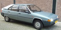 1985 Citroen BX Overview