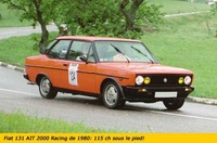 1980 FIAT 132 Overview