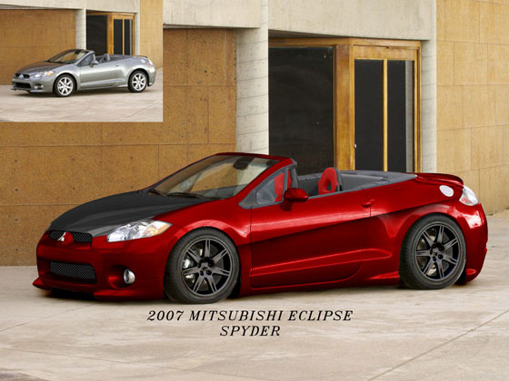 2007 Mitsubishi Eclipse Spyder - Other Pictures - CarGurus