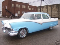 1956 Ford Fairlane Picture Gallery