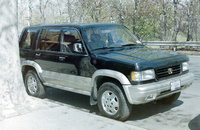 1996 Acura SLX Overview