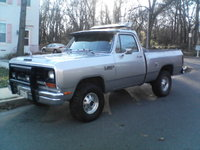 Picture of 1990 Dodge RAM 150 2 Dr LE 4WD Standard Cab SB