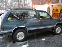Picture of 1994 Chevrolet S-10 Blazer 4 Dr Tahoe LT 4WD SUV