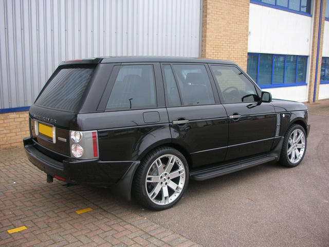 2004 land rover range rover pictures cargurus. Black Bedroom Furniture Sets. Home Design Ideas