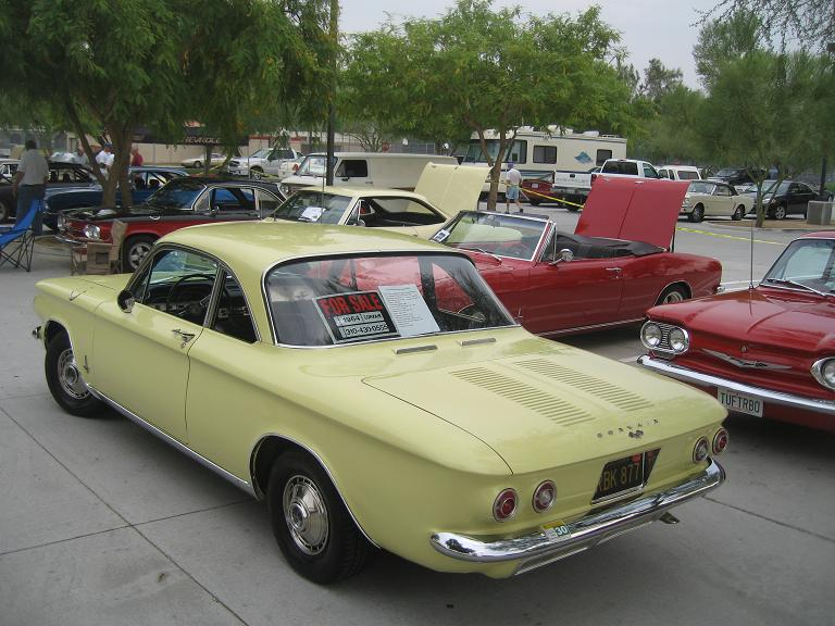 Picture of 1964 Chevrolet Corvair
