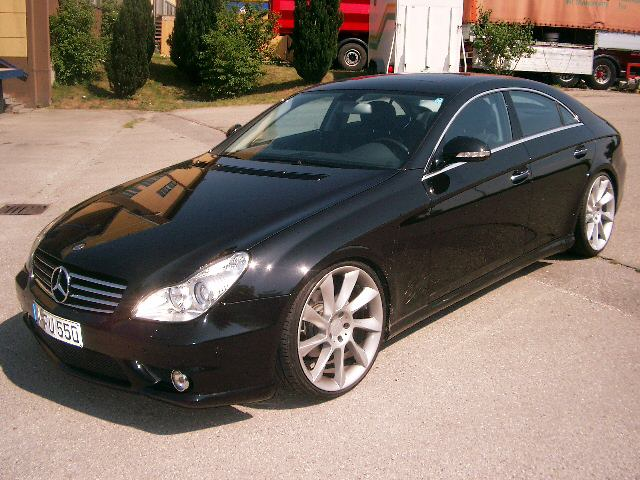picture of 2006 mercedes benz cls class cls500 4dr sedan