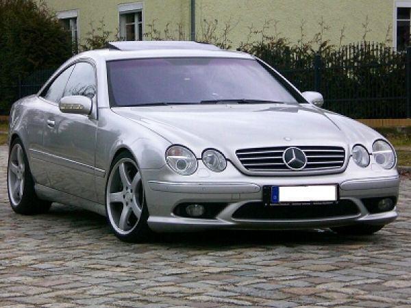 2003 Mercedes Benz Cl55 Amg