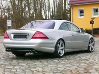 2005 Mercedes-Benz CL-Class 2 Dr CL55 AMG, 2005 Mercedes-Benz CL55 AMG 2 Dr Supercharged Coupe picture, exterior