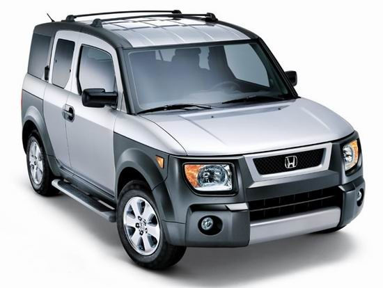 Picture of 2005 Honda Element LX AWD