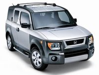 2005 Honda Element Overview
