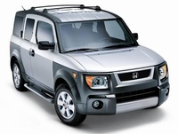 2005 Honda Element LX AWD picture, exterior