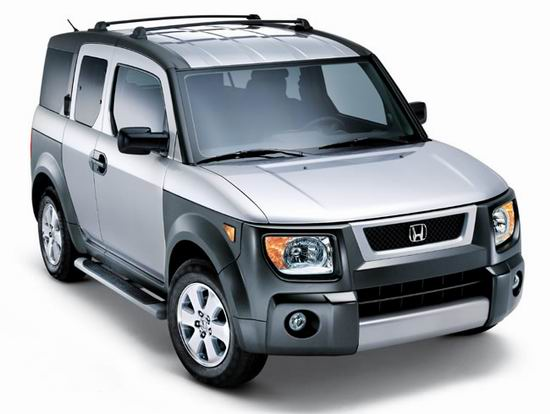 2005 Honda Element LX AWD picture
