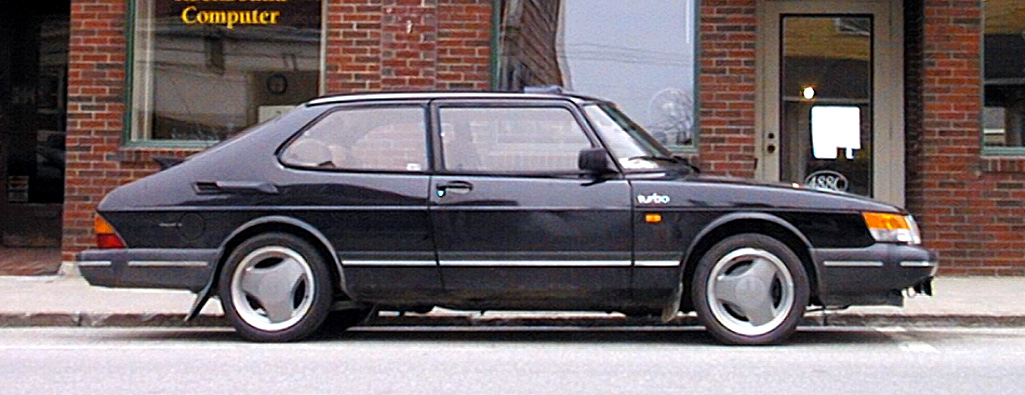Picture of 1989 Saab 900