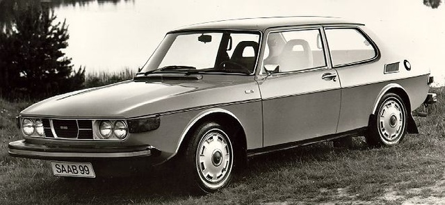 Picture of 1976 Saab 99, gallery_worthy