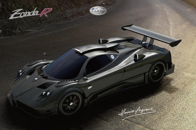 2007 Pagani Zonda R Other Pictures Cargurus