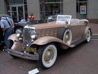 1932 Chrysler Imperial Overview
