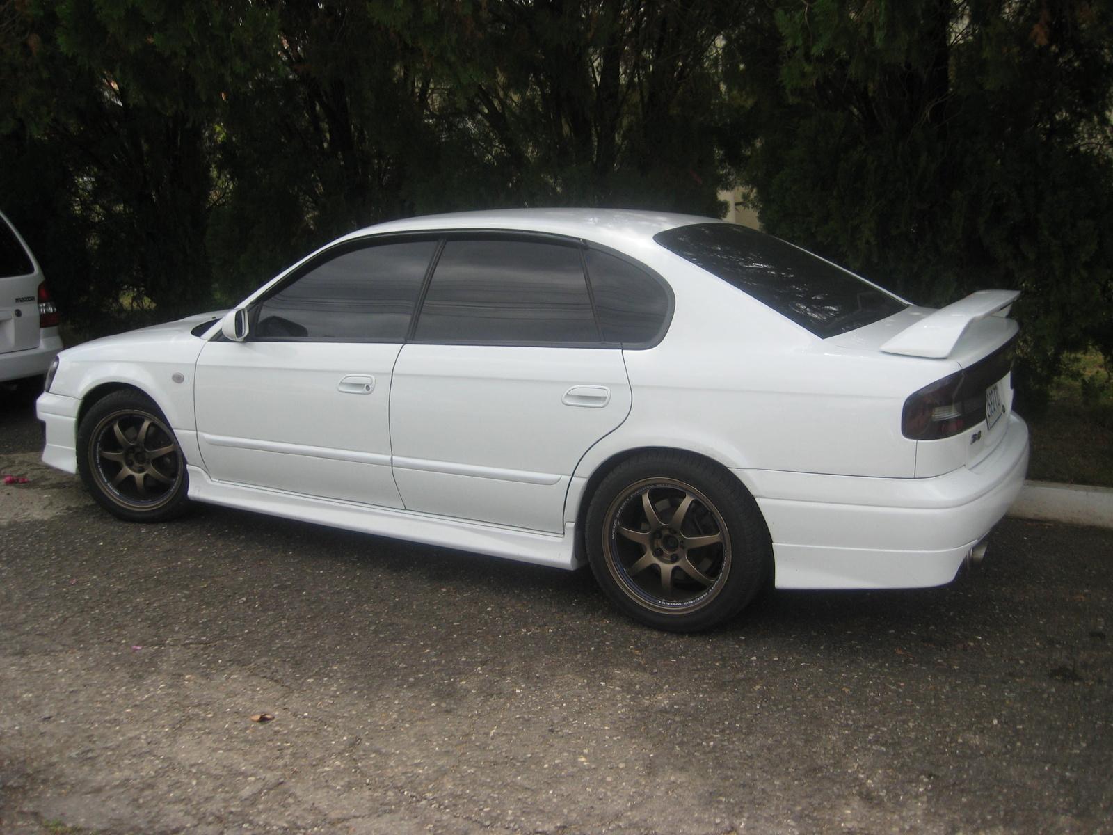 2003 Subaru Legacy Pictures Cargurus