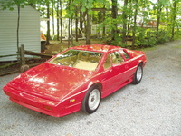 1985 Lotus Esprit picture