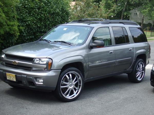 2006 chevrolet trailblazer ext other pictures cargurus. Black Bedroom Furniture Sets. Home Design Ideas