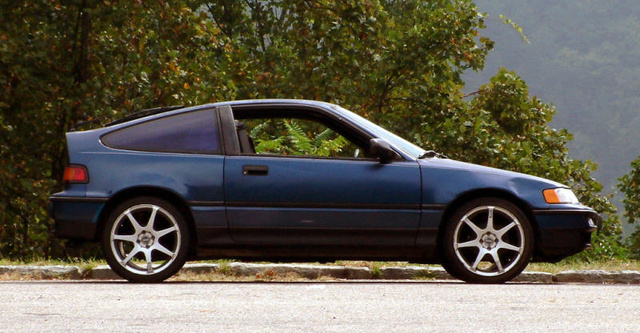 Picture of 1990 Honda Civic CRX CRX, gallery_worthy
