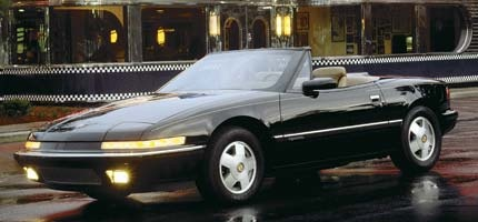Picture of 1990 Buick Reatta 2 Dr STD Convertible