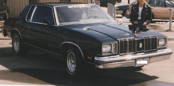 Oldsmobile cutlass supreme classic 1978 for 1978 oldsmobile cutlass salon brougham