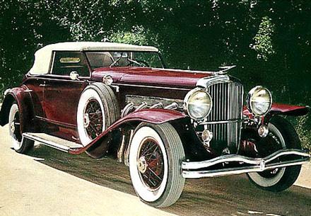 1931 Duesenberg Phaeton - Pictures - CarGurus