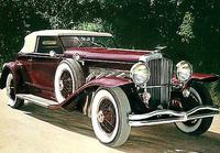 1931 Duesenberg Phaeton picture, exterior