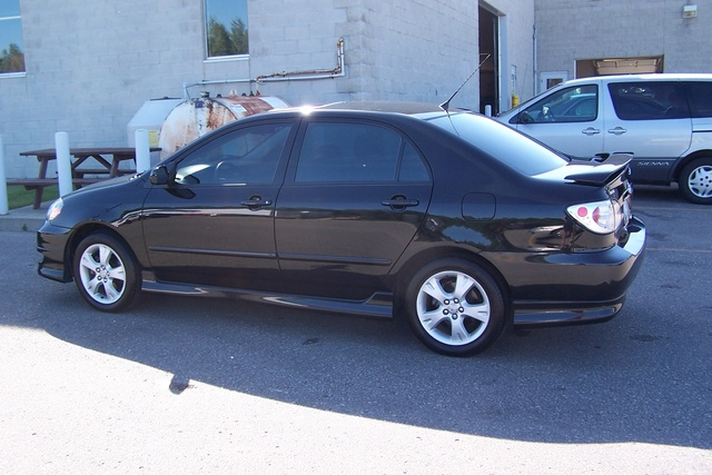 Picture of 2005 Toyota Corolla XRS, gallery_worthy